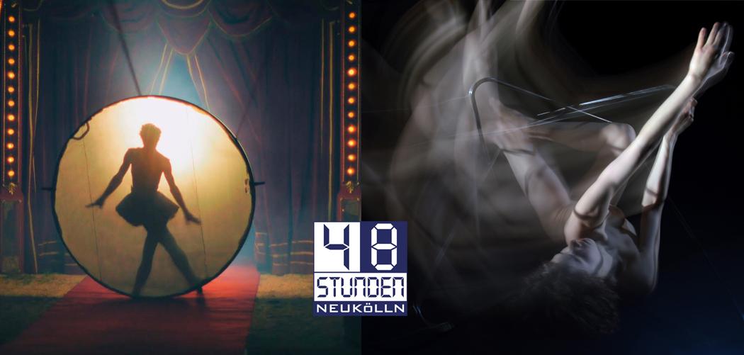 48 Stunden Neukölln 2017, SHADOWS: Jürgen Bürgin + Enrico Pietracci