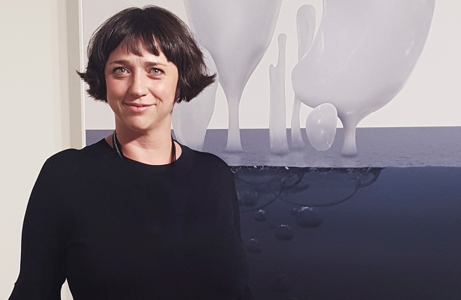 Luisa Catucci – CEO, Gallery Director and Curator